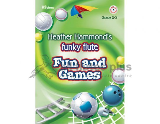 Funky Flute Fun and Games-Heather Hammond