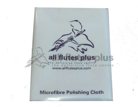 Microfibre Polishing Cloth made by All Flutes Plus