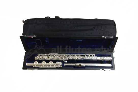 Sankyo CF Silversonic Secondhand Flute-c8429