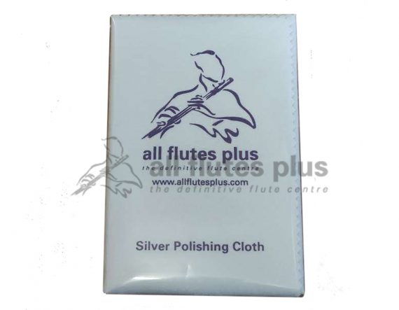 Silver Polishing Cloth made by All Flutes Plus