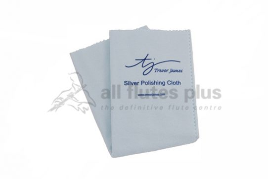 Silver Polishing Cloth made by Trevor James