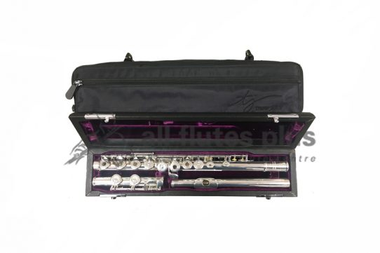 Trevor James Virtuoso Secondhand Flute-c8391