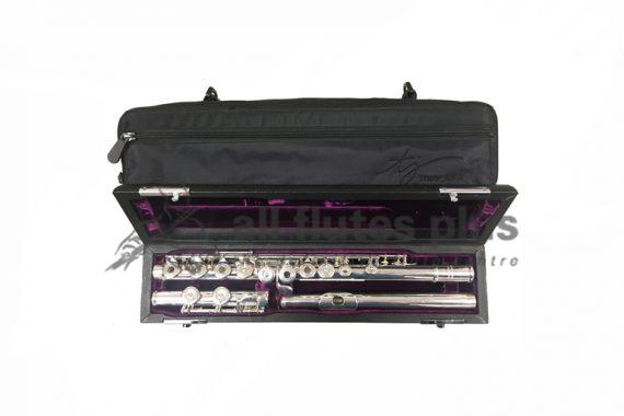 Trevor James Virtuoso Secondhand Flute-c8391