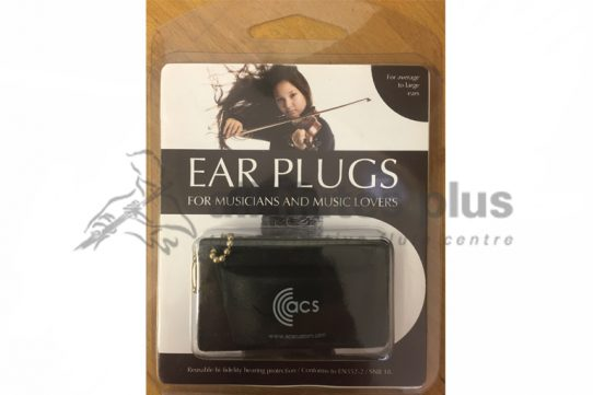 ACS ER20 Universal Hearing Protection-Average to Large Universal Fit