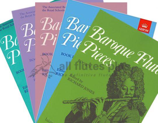 Baroque Flute Pieces - ABRSM