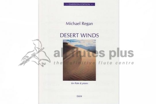 Desert Winds by Regan-flute and piano-Emerson