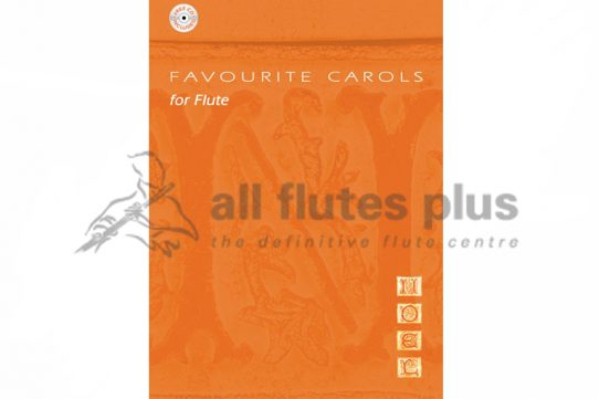 Favourite Carols for Flute-CD Included-Kevin Mayhew