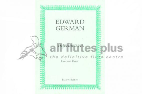 German Intermezzo-Flute and Piano-Lazarus Edition