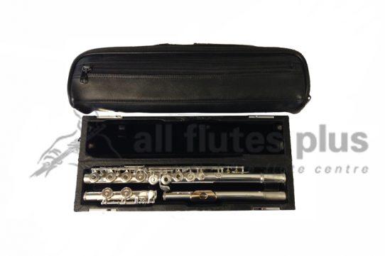 Sankyo 301RE with 14k Lip Secondhand Flute-c8423