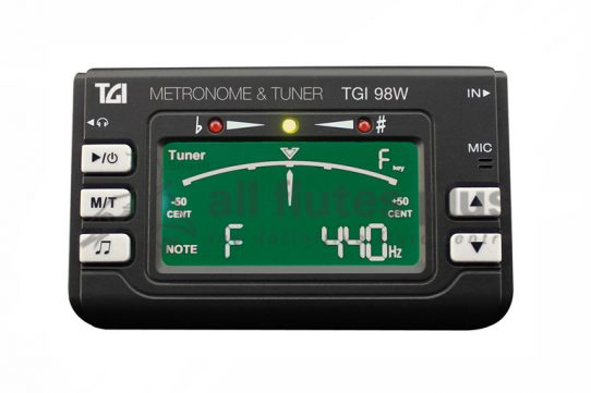 TGI 98W Metronome and Tuner
