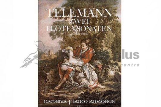 Telemann Two Sonatas from Essercizii Musici-Amadeus