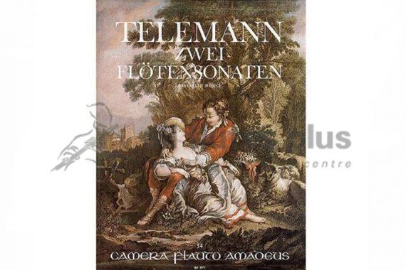 Telemann Two Sonatas from Essercizii Musici-Amadeus