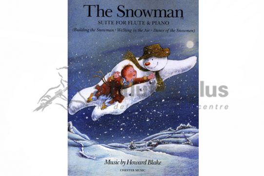 The Snowman Suite-Flute and Piano by Howard Blake-Chester