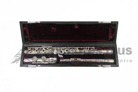 Trevor James Masters II Secondhand Flute-c8388