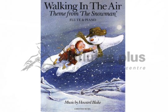 Walking In The Air-The Snowman by Howard Blake-Flute and Piano