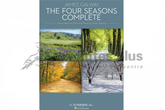 James Galway-Vivaldi The Four Seasons Complete-Flute and Piano