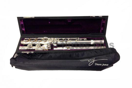 Trevor James Privilege Secondhand Flute-c8474