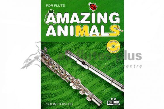 Amazing Animals Flute and CD-Fentone