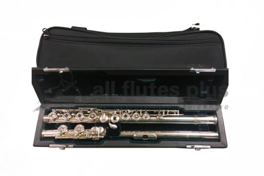 Azumi Z1 Secondhand Flute-c8494