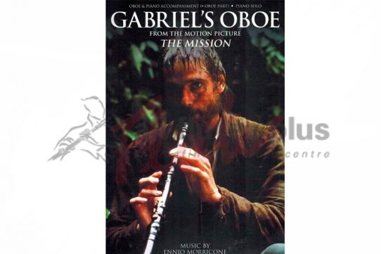 Ennio Morricone-Gabriel's Oboe from 'The Mission' for Flute and Piano
