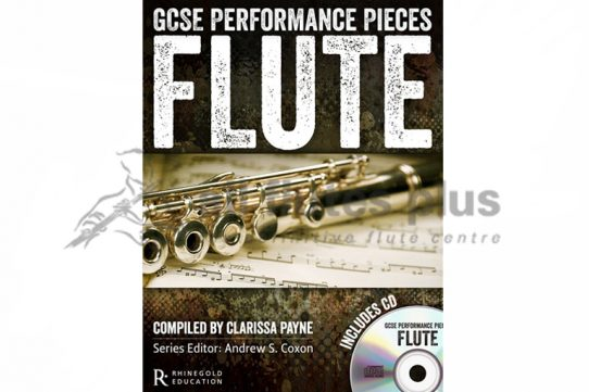 GCSE Performance Pieces-Flute with CD-Rhinegold Publishing