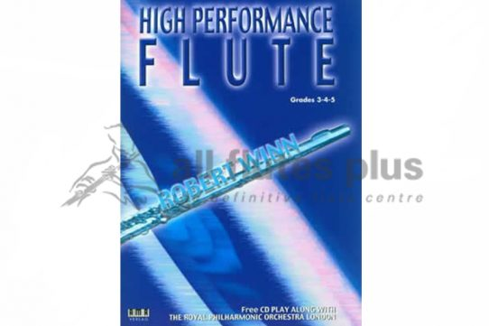 High Performance Flute-Robert Winn