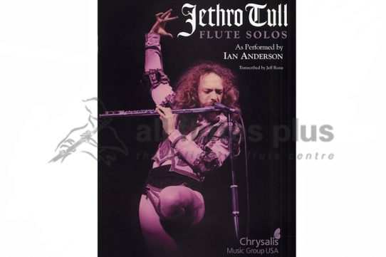 Jethro Tull Flute Solos As Performed by Ian Anderson