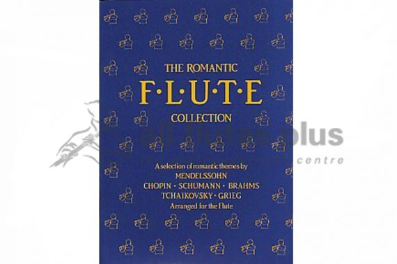 The Romantic Flute Collection-Flute and Piano-Cramer Music