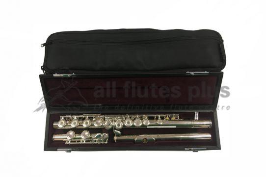Yamaha YFL371 Secondhand Flute-c8481