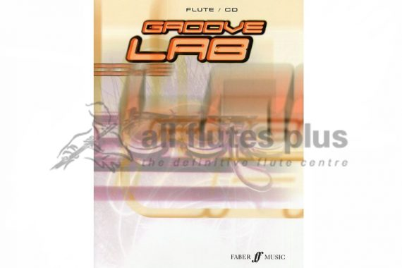 Groove Lab-Flute with CD-Faber