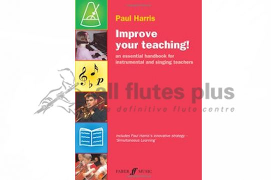Improve Your Teaching!-Paul Harris-Faber