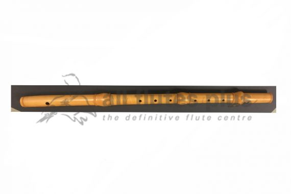 Desforges Reproduction Boxwood Secondhand Flute-c8513