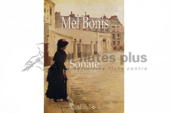 Bonis Sonata-Flute and Piano-Edition Kossack