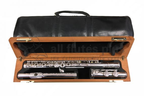 Powell 2100 Secondhand Flute-c8493