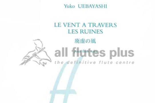 Uebayashi Le vent a Travers Les Ruines-Lemoine