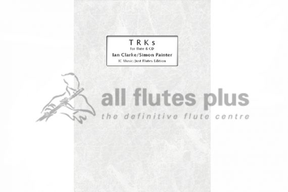 Clarke and Painter-TRKs-Flute and CD-ICMusic