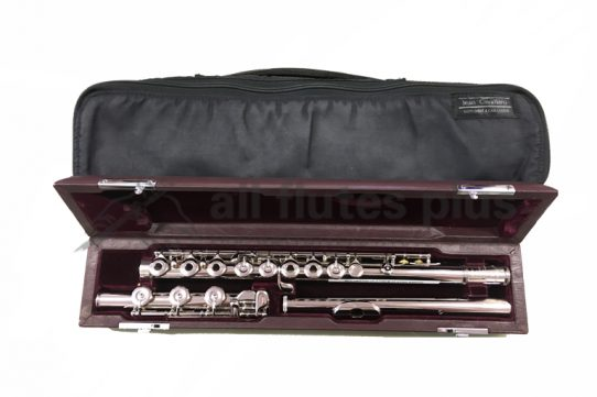 Muramatsu Platinum Plated Secondhand Flute-c8542