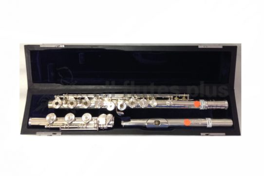 Ex Display Haynes Amadeus 800SROB Flute with 925 Silver Headjoint and 14k Riser