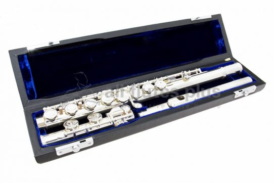 Ex Display/Trial Model Powell Sonare CF505E Flute with Powell Signature 925 Silver Headjoint