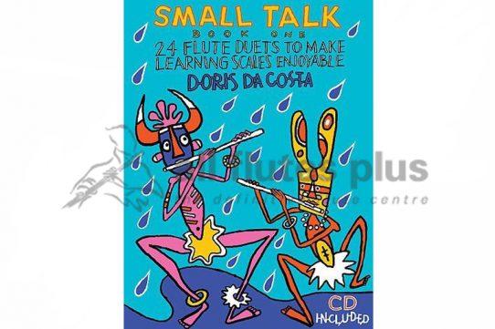 Small Talk Book 1 with CD-Da Costa-Cramer Music