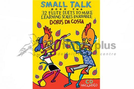 Small Talk Book 2 with CD-Da Costa-Cramer Music
