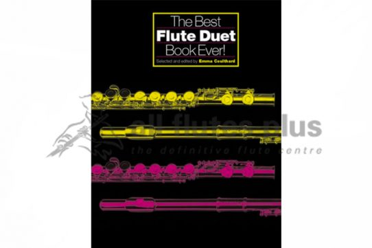 The Best Ever Flute Duet Book Ever-Two Flutes-Chester Music