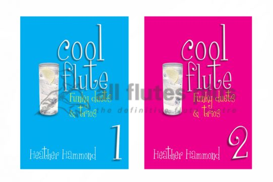 Cool Flute Funky Duets and Trios-Hammond-Kevin Mayhew
