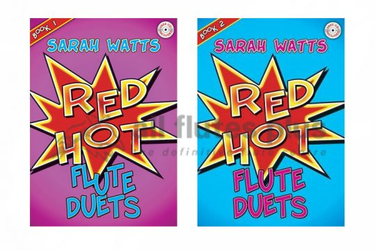 Red Hot Flute Duets-Two Flutes-Watts-Kevin Mayhew