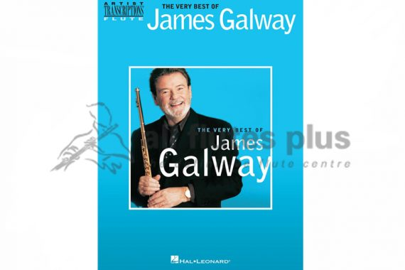 The Very Best of James Galway-Solo Flute-Hal Leonard