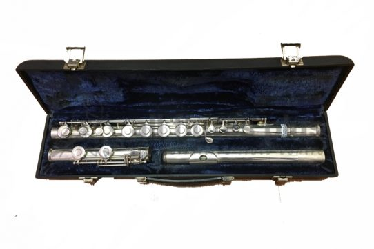 Armstrong Secondhand Alto Flute with Silver Headjoint