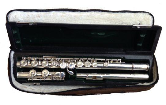 Altus A1007 Secondhand Flute-c8262