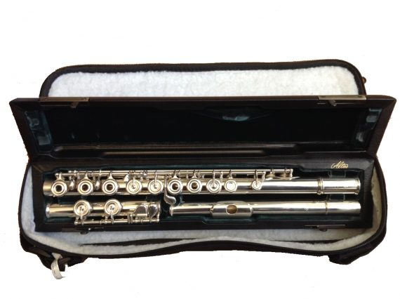 Altus AL Secondhand Flute-c8270