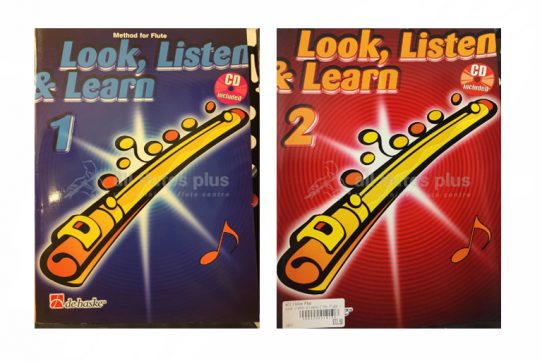 Look Listen and Learn with CD-De Haske