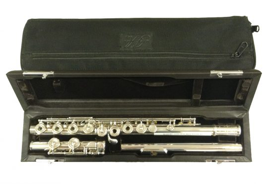 Miyazawa 102re Secondhand Flute with MZ10 Silver Headjoint-c8257